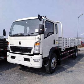 Sinotruk 1-10 Ton Heavy Cargo Transport Truck Diesel Euro 3 High Speed ​​48-65km / H