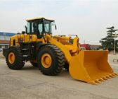 3,3m3 Bucket Earth Excavation Machine, 6 Ton Compact Wheel Loader Machine